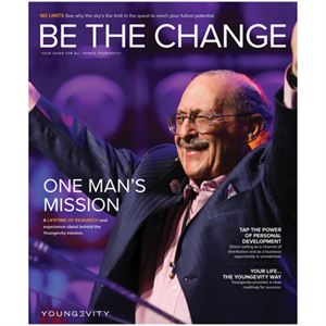 """Picture of Youngevity """"Be The Change"""" Magazine (5 pack)"""